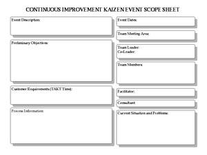 kaizen template related keywords suggestions kaizen template long