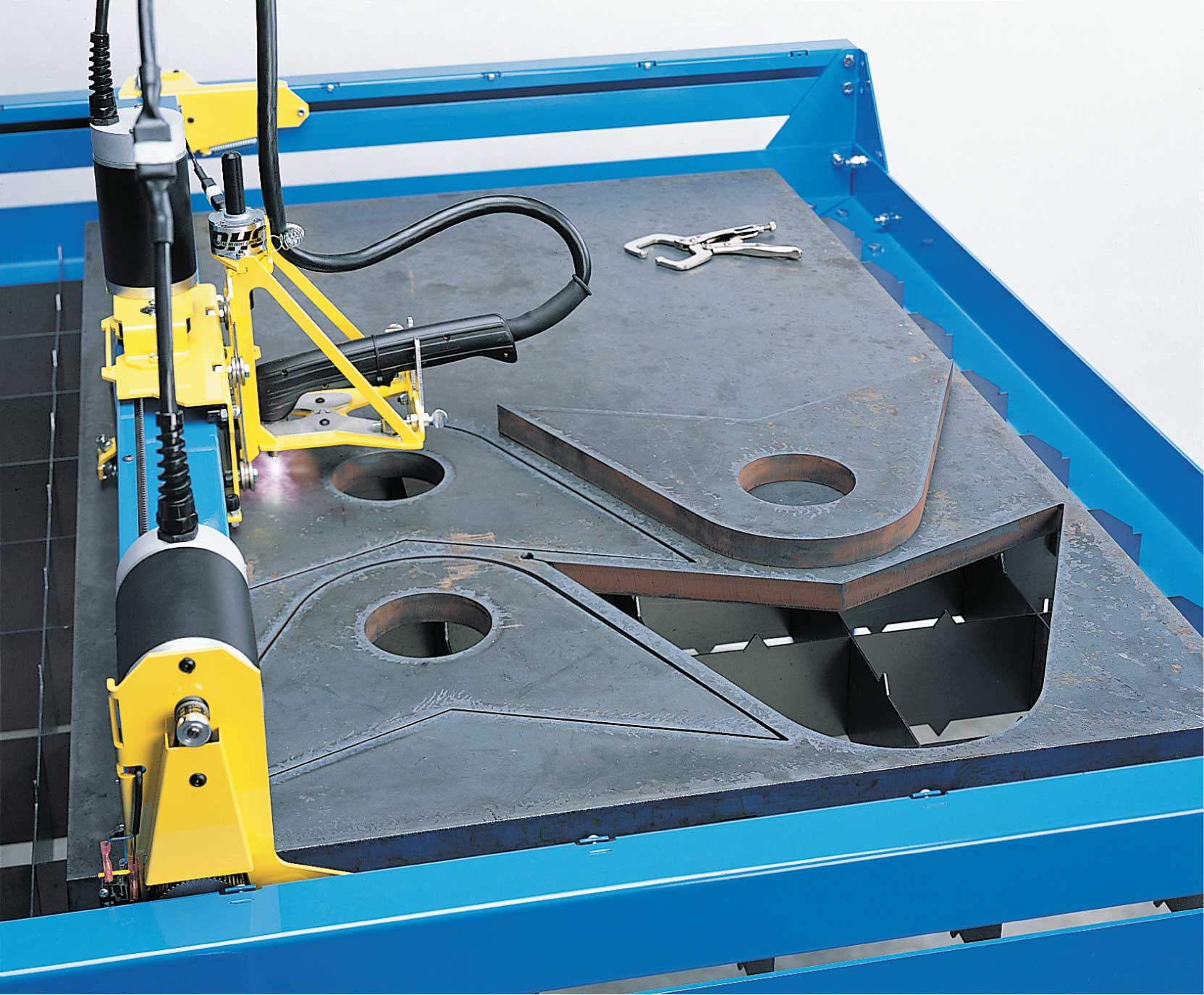 how much does a plasmacam machine cost