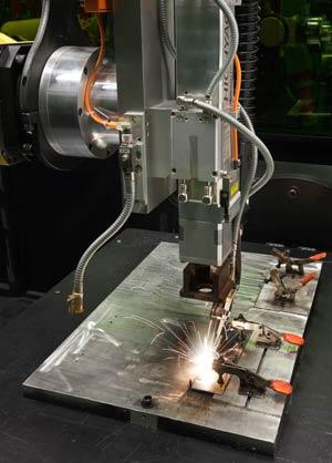 The Evolution Of The Hybrid Laser Arc Welding Revolution