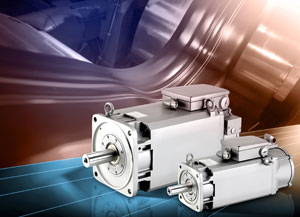 The 1PH8 spindle motor uses a single stator and rotor design for modular adaptation of many motor options to provide design flexibility and cost containment.