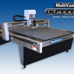The new Classic CNC Router from MultiCam is a rigid, reliable CNC machine platform with excellent performance at an entry-level price.