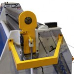 COMEQ now offers the Americor Model 3RSP, a 3-roll single initial-pinch unit (top two photos).