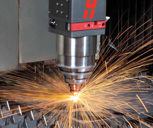 HyIntensity Fiber Laser systems from Hypertherm combine the fiber laser supply, cutting head, automatic gas console, operator interface consoles, motion controls and software into one integrated package.