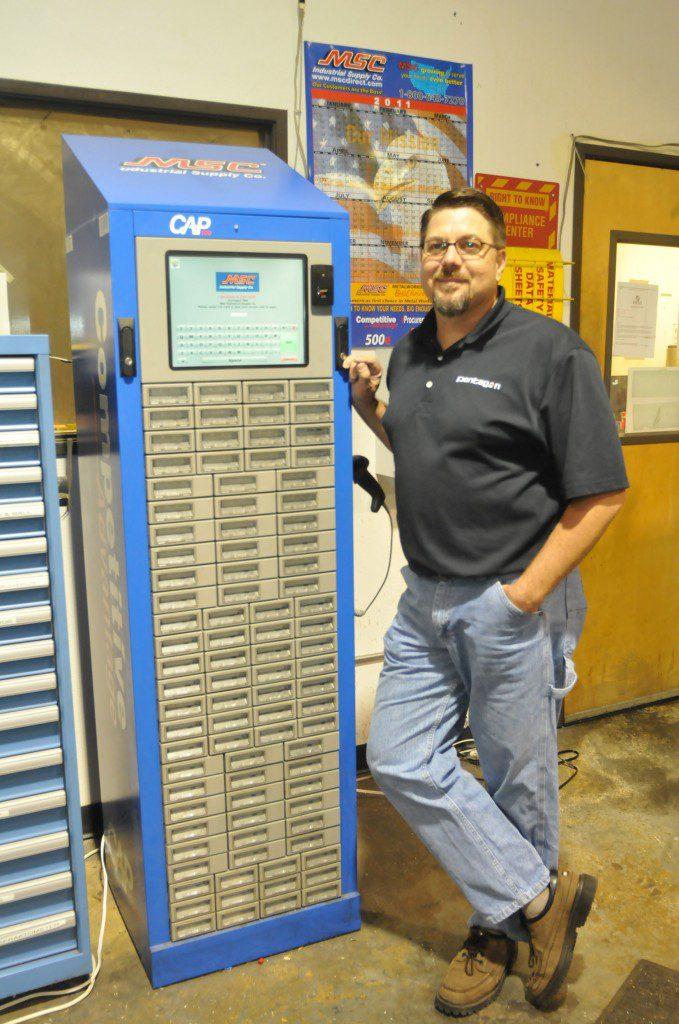 msc vending machine