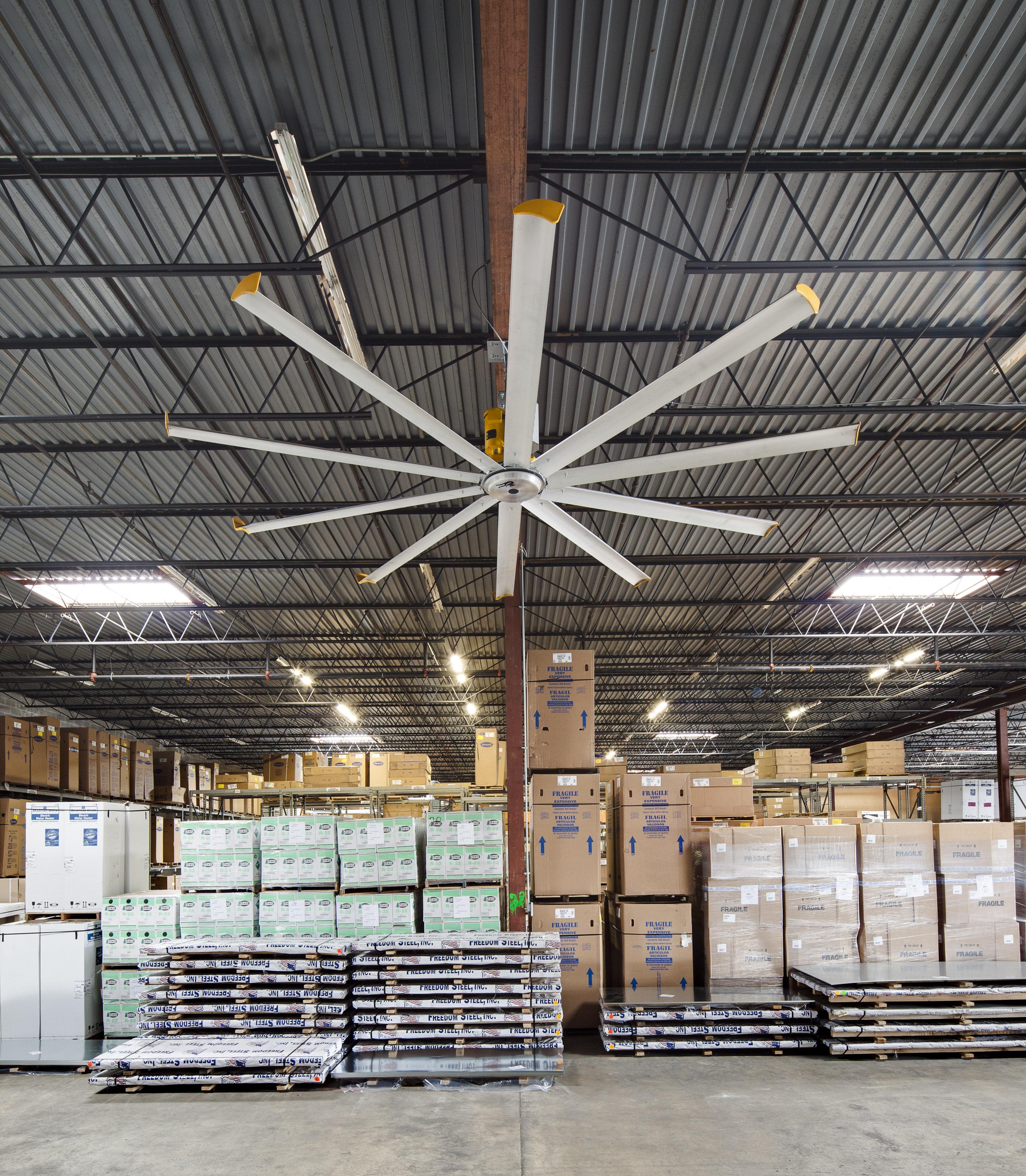 Big ass warehouse