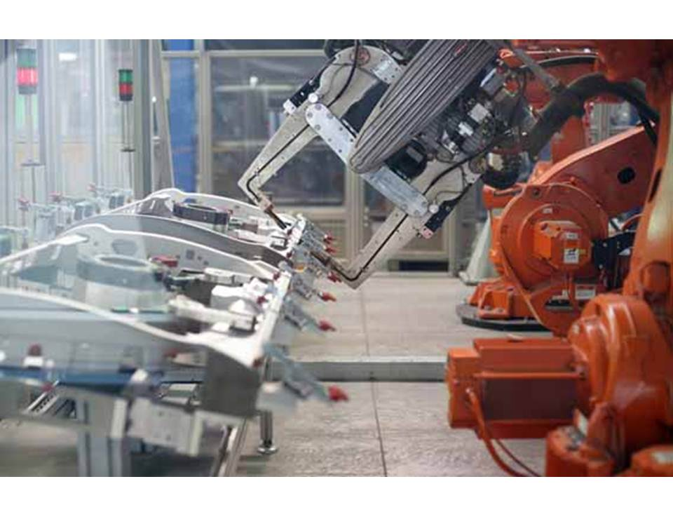 Hand Controls For Cars >>   Resistance Spot Welding of Aluminum Moves to Production Line