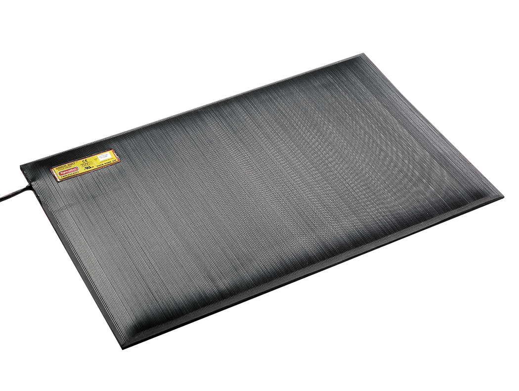 Puncture proof and impact resistant ArmorMat safety switch mats are ideal for protecting assets and safeguarding areas, personnel, equipment, and machinery.(Click on image to enlarge it)