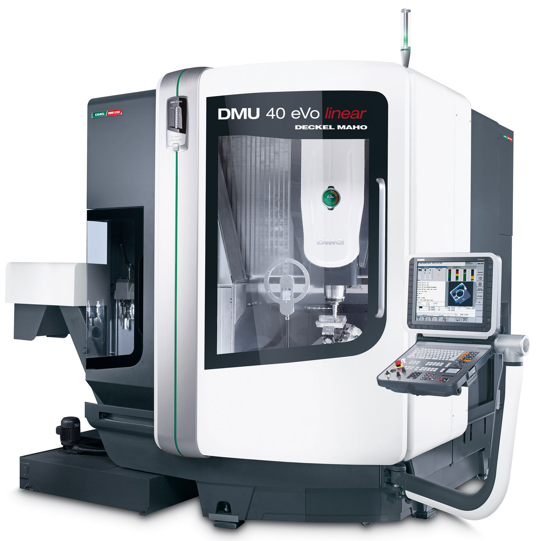 5 Axis Milling With Additional Capabilities