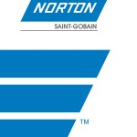 The new global identity program includes the Norton parallelogram logo that is now endorsed with the Saint-Gobain parent organization and a structure that ties the Norton brand with all of the technology-leading sub brands, including Norton Quantum, Norton Blaze and Norton Paradigm.(Click on image to enlarge it)