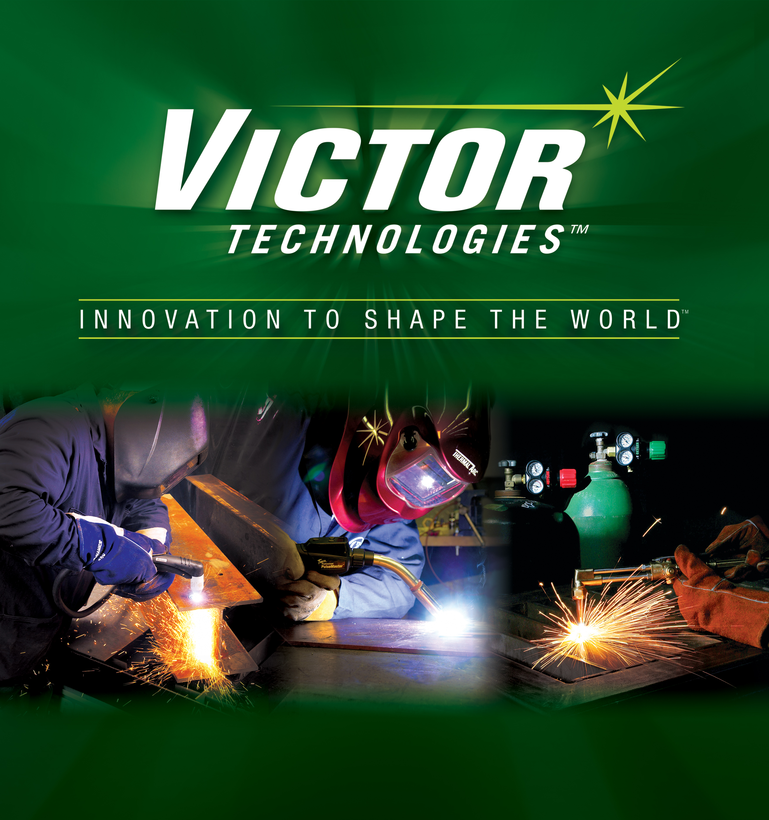 Victor Technologies has realigned its brand portfolio to position Victor as the lead brand for cutting and gas control products.(Click on image to enlarge it)