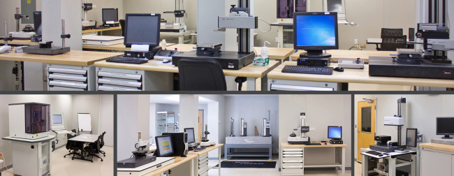 Mahr Federal has expanded the Application Center at its Providence, RI, headquarters, more than doubling in size the available space. The new center includes a broader range of dimensional gaging and metrology systems equipment to expand application development activity and allow increased customer participation.(Click on photo to enlarge it)