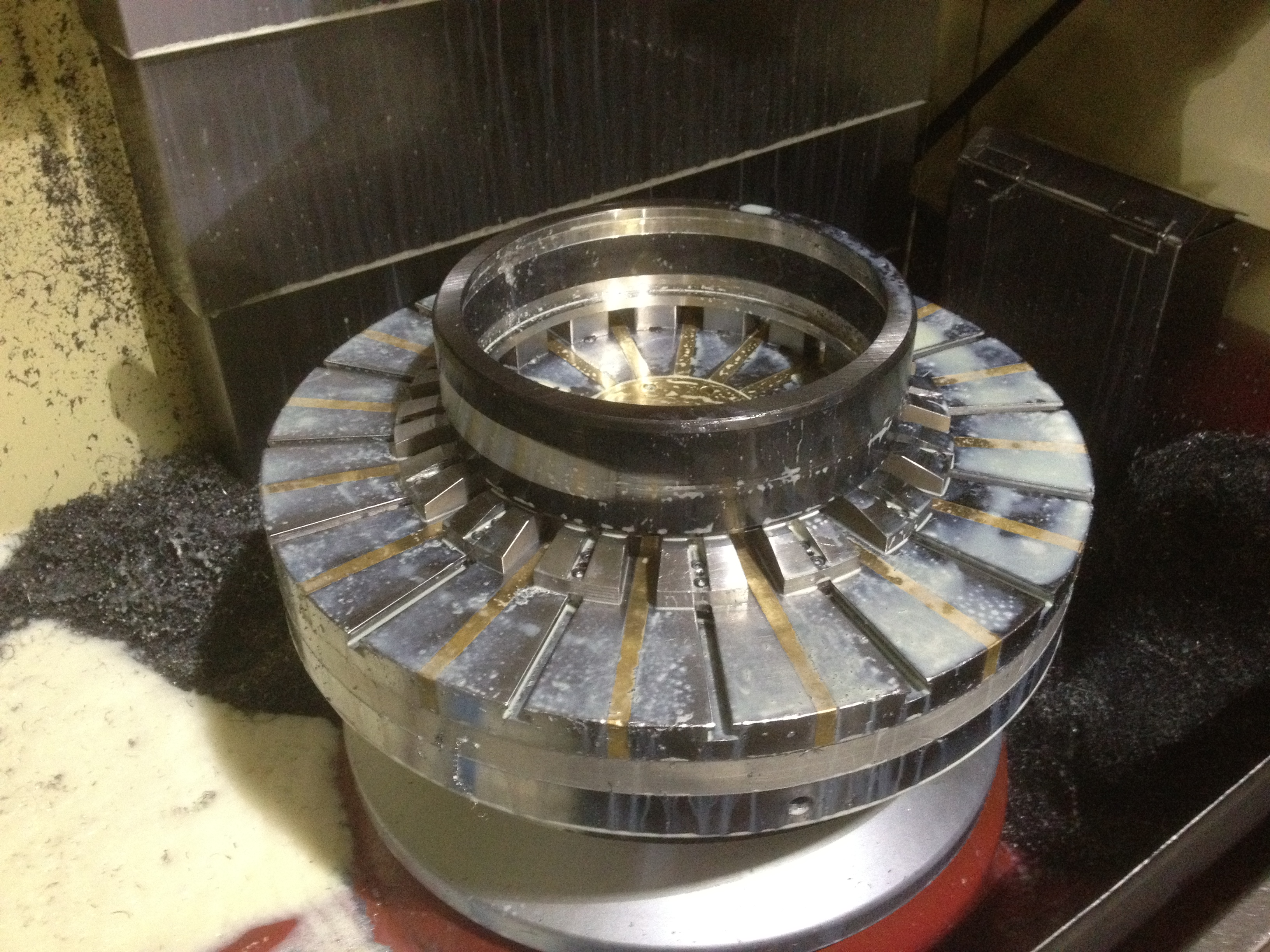 in rings progress buildits handwheels lathe mini