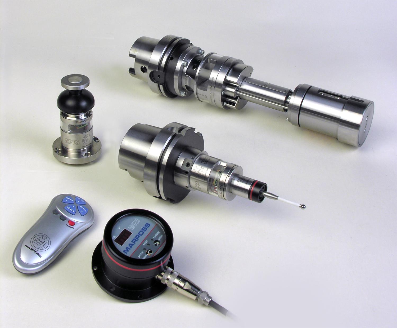 machine probes