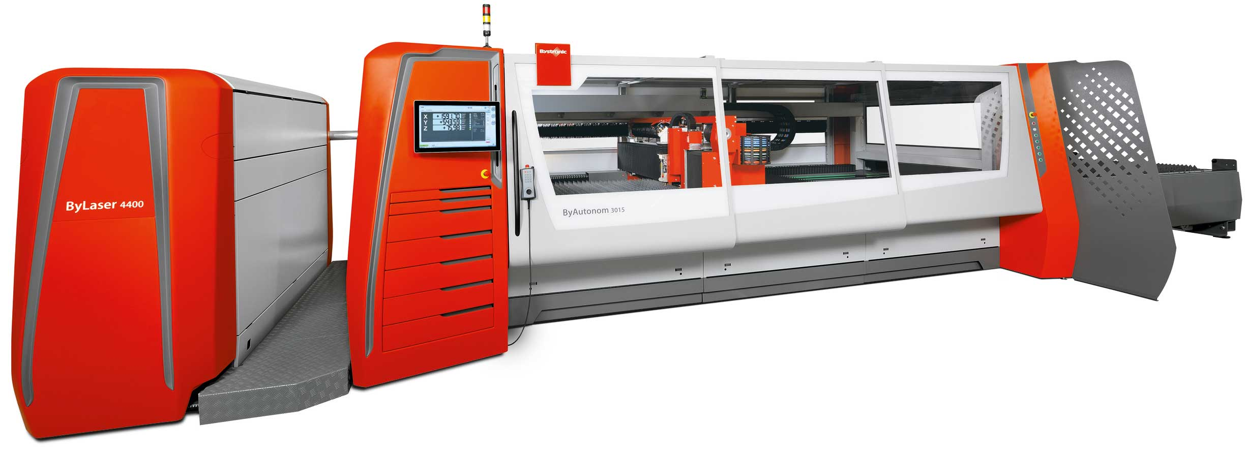 Bystronic Introduces New Laser Cutting System