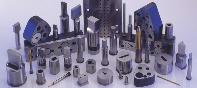 Dayton Progress has long been known for the quality of its high performance semi-finished punch blanks, which allow rapid manufacture and shipment of more than 300,000 different part numbers each year and a consistent order-to-order product performance.(Click on photo to enlarge it)