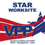 The Department of Labor's VPP Star Program recognizes the very best workplaces in the nation for operating outstanding safety and health management systems for employee protection. It is OSHA's official recognition of the outstanding efforts of employers and employees who have created exemplary worksite safety and health management systems.(Click on photo to enlarge it)