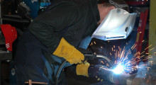 Sometimes overlooked as a factor in weld quality and productivity, shielding gas can play a significant role in improving welding performance.
