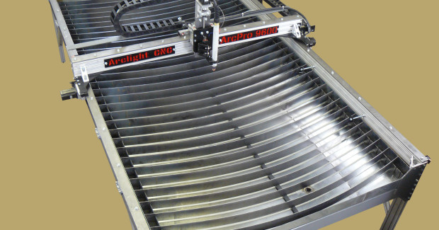 The Umbilical Cord of CNC Plasma Tables