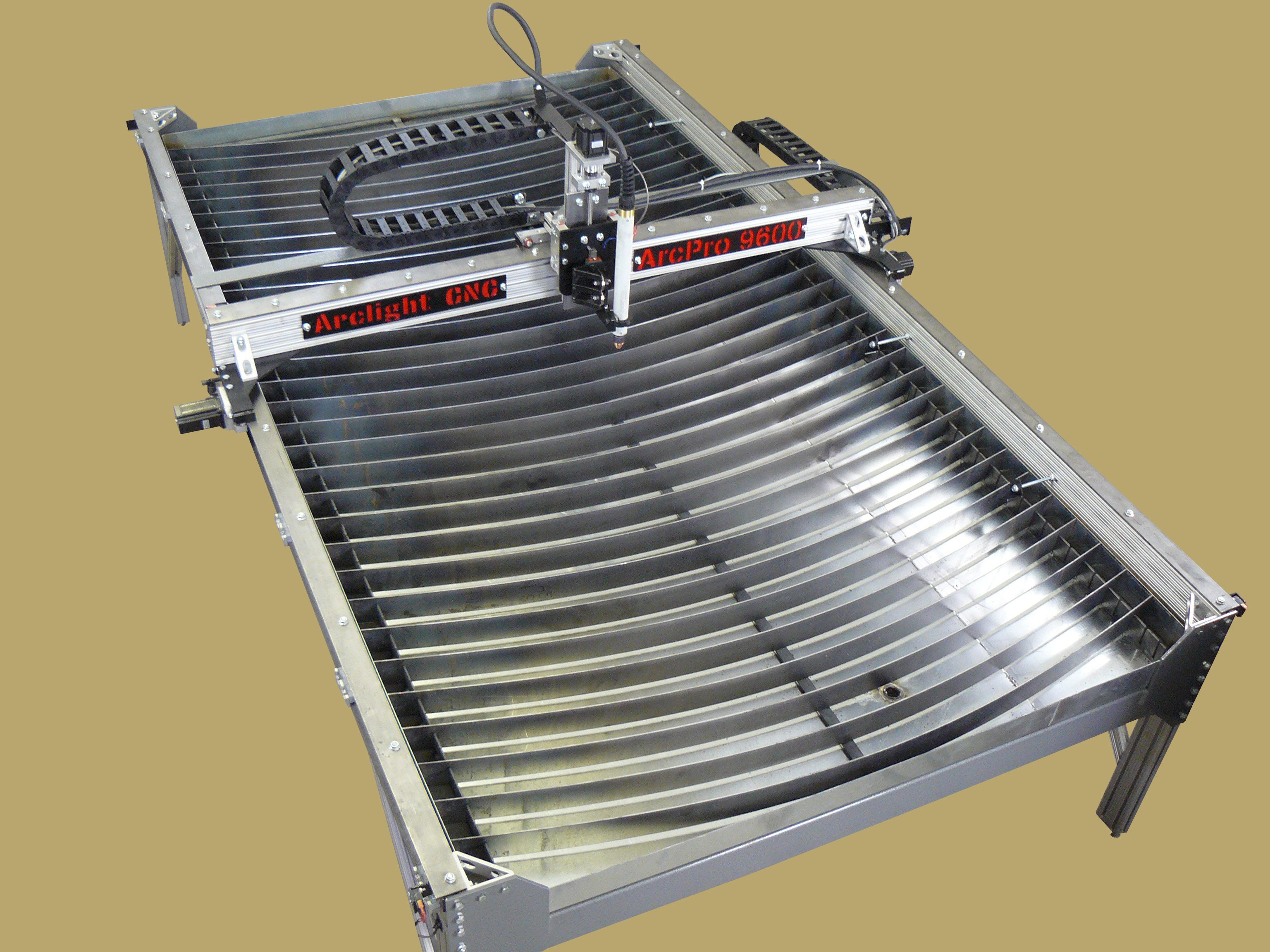 | The Umbilical Cord of CNC Plasma Tables