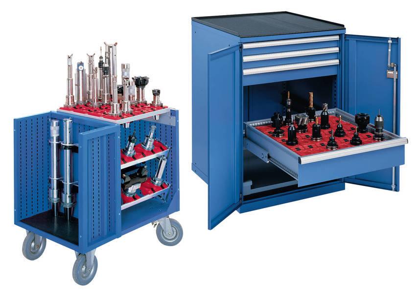 CNC Tool Storage Solutions