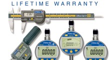 Selected electronic calipers, electronic indicators and electronic micrometers from Fowler.
