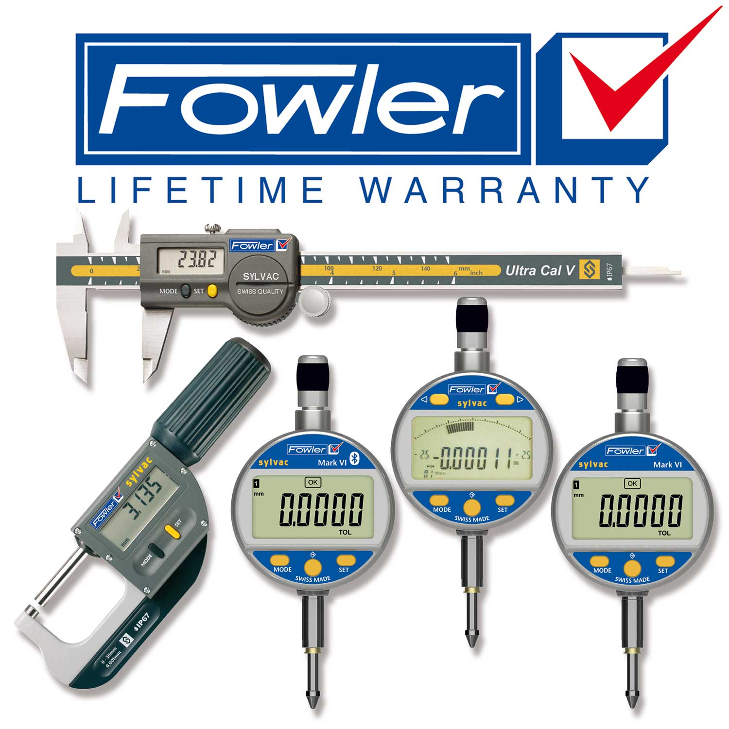 Electronic Measuring Devices For Pickups : Lifetime warranty on precision electronic measurement