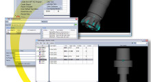 Direct interface between CGTech Zoller and ZOLLER TMS Tool Management Solutions.