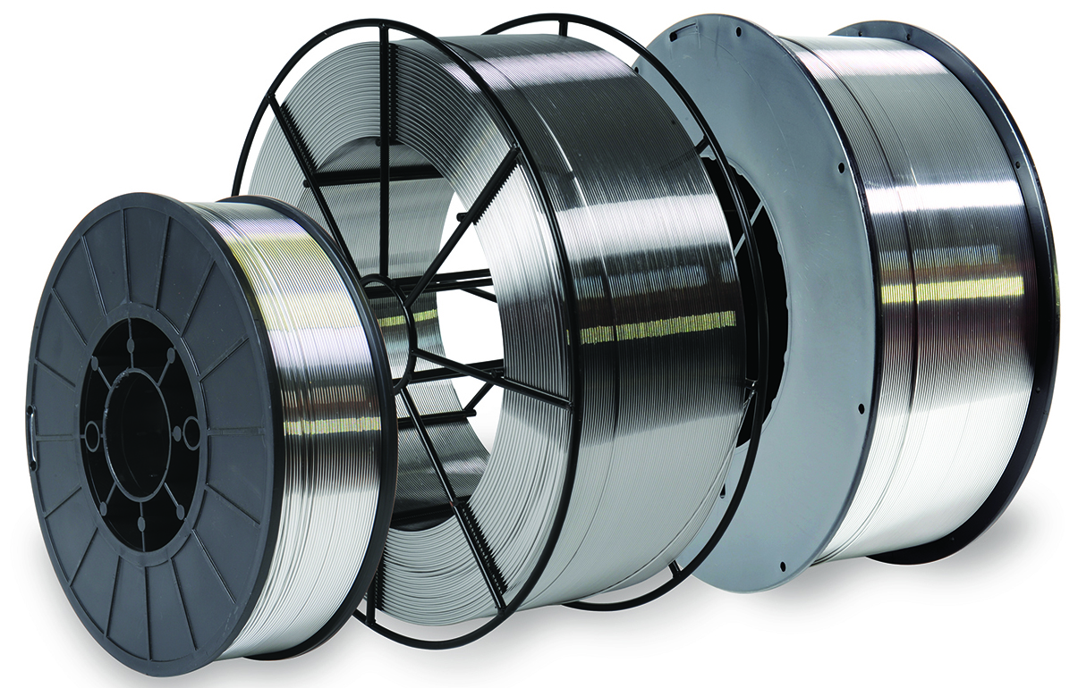 Welding Wire Reduces Wire Shavings for More Cost-Efficient Welding