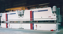 K-Series Tandem Press Brakes from Pacific Press.