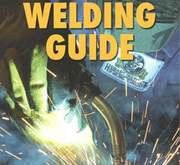 The book features overviews of common arc welding processes, examples of good and bad weld beads, causes and cures of common welding problems, welding symbols, and guidelines for the identification of metals.