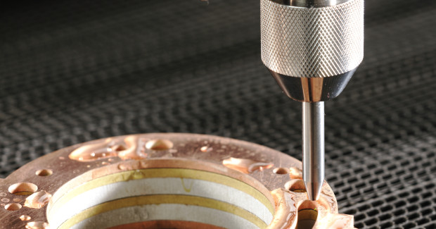 The complete line of HyPrecision™ Waterjets ranges from 15 hp to 150 hp and come with Advanced Intensifier Technology to extend maintenance intervals, reduce maintenance time, maximize performance and increase profitability by driving down the total cost of ownership by as much as 20 percent.