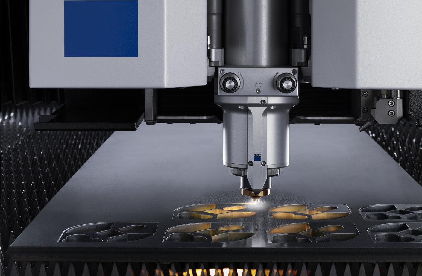 Breakthroughs In Laser Cutting