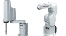 F-Series robots incorporate advanced features that make it easier to perform applications that had previously been difficult or impossible.