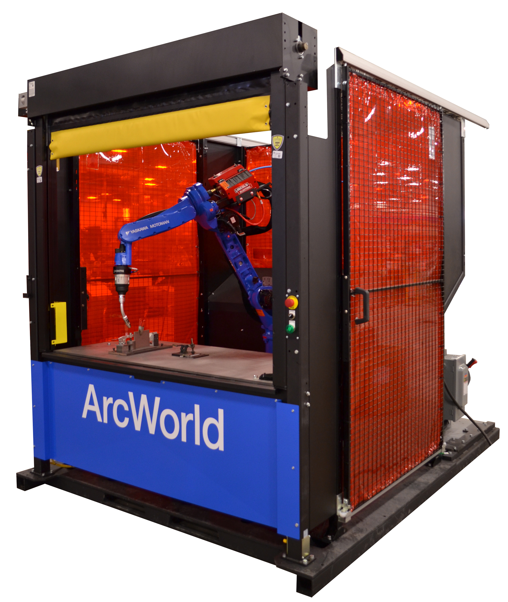 Welding Automation For Small To Medium Sized Parts