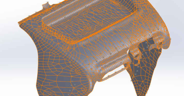 ReverseEngineering.com will demonstrate the latest version of its feature-based 3D scanning point cloud tools fully-integrated inside the Solidworks 2014 modeling engine.