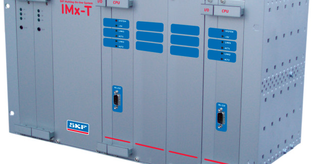 Figure 1. All SKF IMx systems are engineered to improve machine reliability, availability, and performance by detecting faults early, integrating automatic recognition to correct existing or impending conditions, and ultimately contributing to condition-based maintenance program objectives.