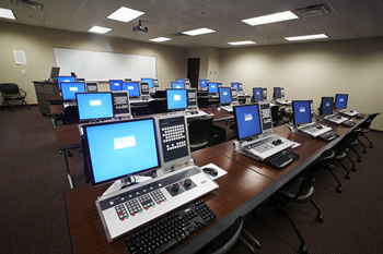 The classroom is a necessary part of any training program, given the rapidly advancing trend in manufacturing technologies.