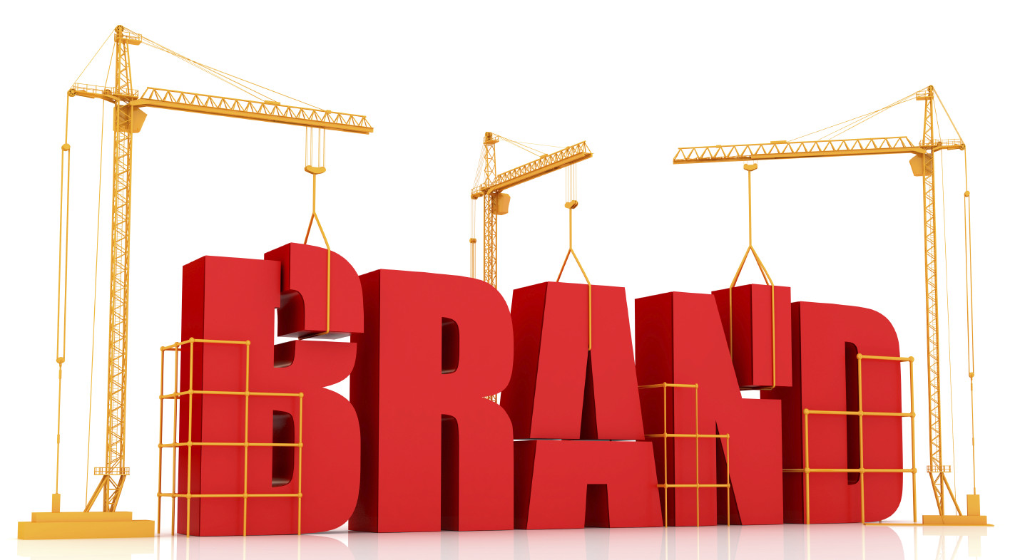 image showing toys building the word 'brand'