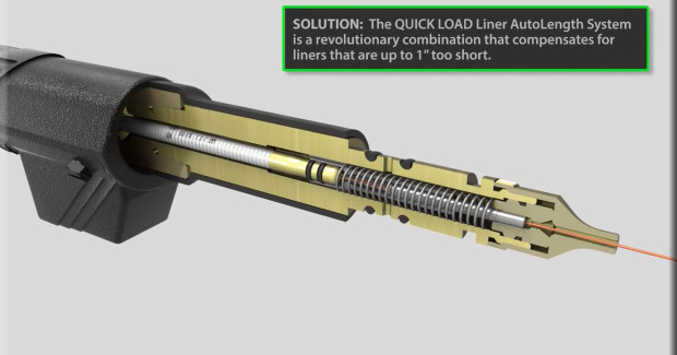 A new 3D animation from Bernard and Tregaskiss explains the benefits of the QUICK LOAD Liner AutoLength System, a revolutionary combination that increases throughput and lowers operating costs for MIG welding operations