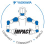 Yaskawa Motoman created a recording room for this program in its Dayton, Ohio headquarters.