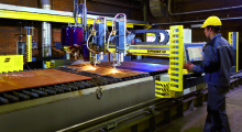 Going forward, all cutting systems manufactured at ESAB's Karben, Germany facility will meet the new EN ISO safety requirements, which are scheduled to go into effect industry-wide in late 2014.