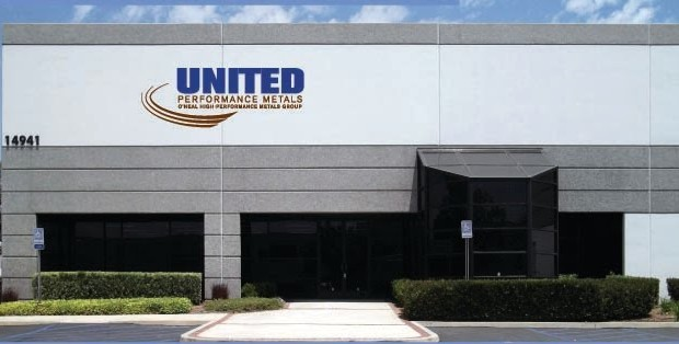 The United Performance Metals family of companies is a leading supplier of stainless, nickel, cobalt, aluminum and titanium.