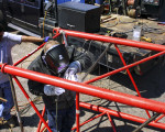 Electronic Fuel Injection (EFI) has been used for decades and is standard in many cars, but it's a technology that's fairly new to the smaller engines used in gasoline-powered engine-driven welding power sources. Incorporating EFI technology results in reduced emissions and provides numerous other benefits in welding and construction applications, including increased fuel efficiency.