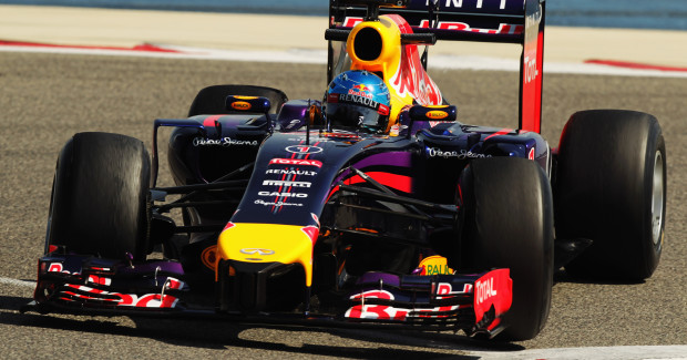 The Infinity Red Bull Racing has taken the Formula 1 drivers' championship and constructors' championship for the 4th time in a row and, at its Milton Keynes machine shop, it has 20 DMG MORI CNC machines.