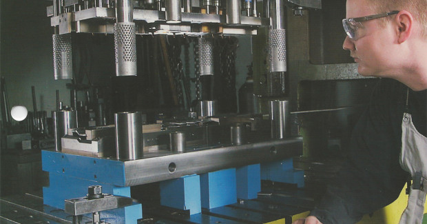 Engineered Clearance literature from Dayton Progress is ideal for those involved with all types of punching or perforating including high-speed, high-volume punching.
