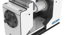 The KontecKSX NC vise is ideal for simultaneous 5-axis machining because it fits smoothly into the Schunkmodular system for highly efficient workpiece clamping. This means the clamping pins of the VERO-S quick-change pallet system can be directly integrated into the base body of the 5-axis clamping vise.