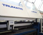 All three of the Trumpf laser machine tools are fitted with an automated pallet changing system that allows parts to be unloaded by the operator while the next sheet is being cut. Quantities of laminations from just 200 to around 6,000 can be cut with this process, which gives European Electrical Laminations a big competitive advantage over hard tooling to do the same job.
