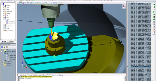 Cost savings and ease of use in verifying, reviewing and optimizing its 3-, 5- and 9-axis CNC machining operations are why Paragon Medical chose NCSIMUL machining simulation software from SPRING Technologies.