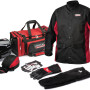 The Premium Welding Gear Ready-Pak® from Lincoln Electric provides welders with a set of the finest welding gear, including a VIKING™ 3350 Series welding helmet and the company's new split leather flame-resistant welding sleeves.