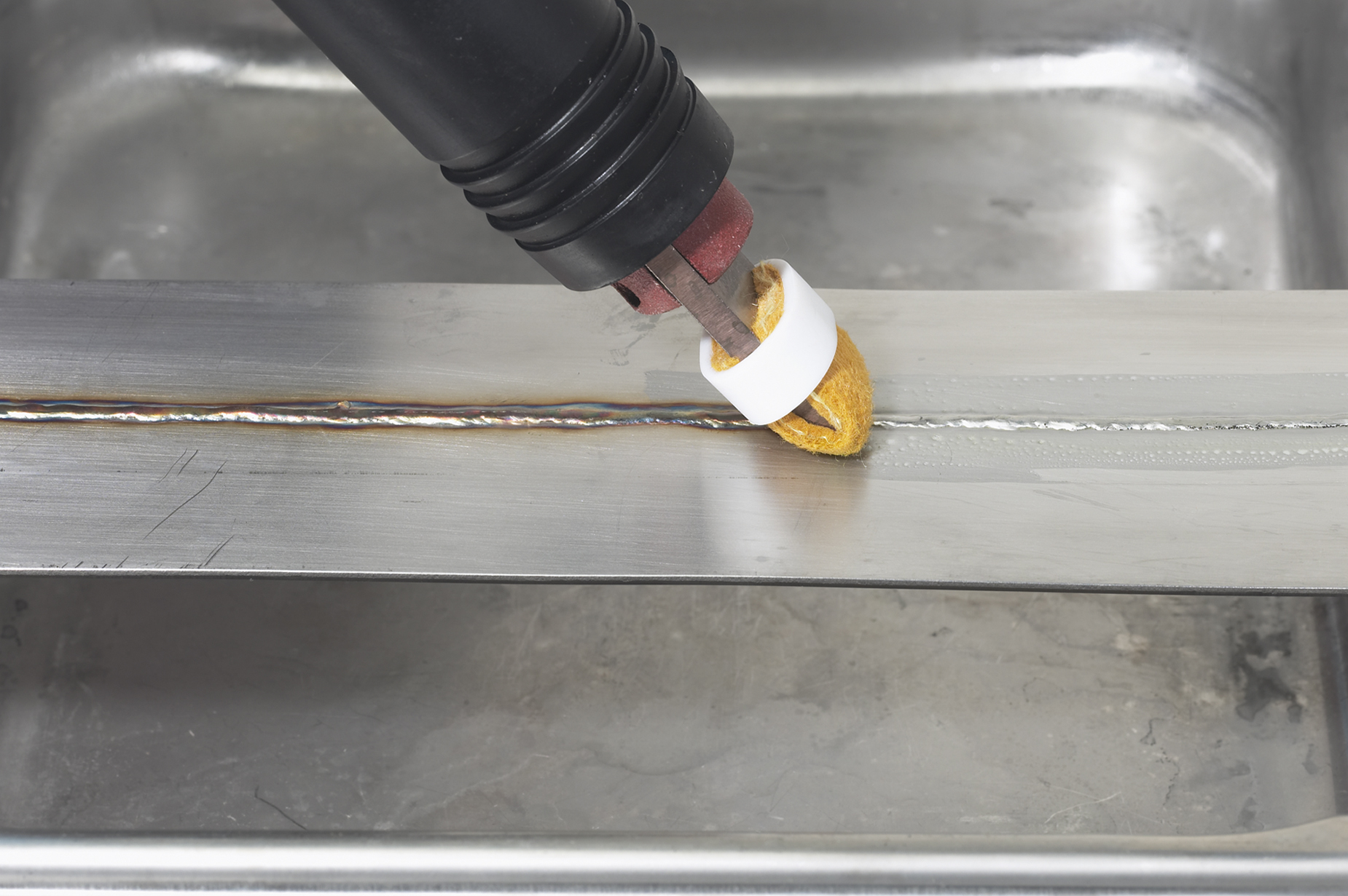 Fastest Weld Cleaning And Passivation System On The Market